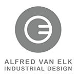 For designer Alfred van Elk the product is his focus, through which he aims to convey something about the client, the market, and society at large. He develops high-quality products that are long lasting